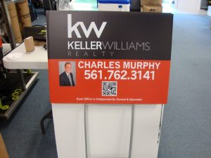 Keller Williams Real Estate Yard Signs