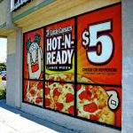 Fort Sheridan Vinyl Wraps promotional window vinyl 150x150